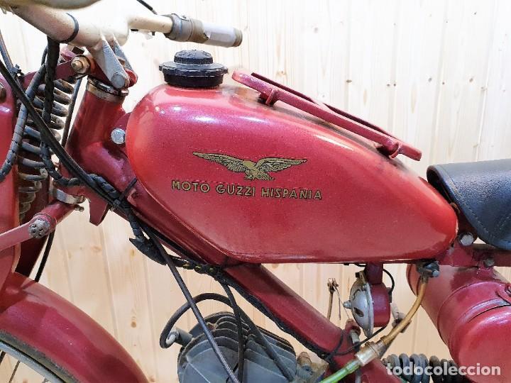 Motos: MOTO GUZZI HISPANIA DE 65cc - Foto 4 - 50016445