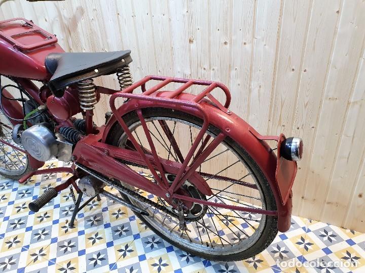 Motos: MOTO GUZZI HISPANIA DE 65cc - Foto 7 - 50016445