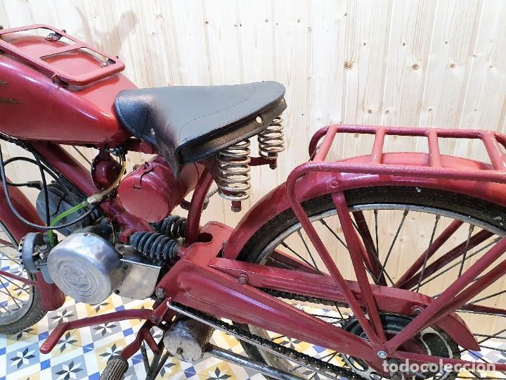 Motos: MOTO GUZZI HISPANIA DE 65cc - Foto 8 - 50016445