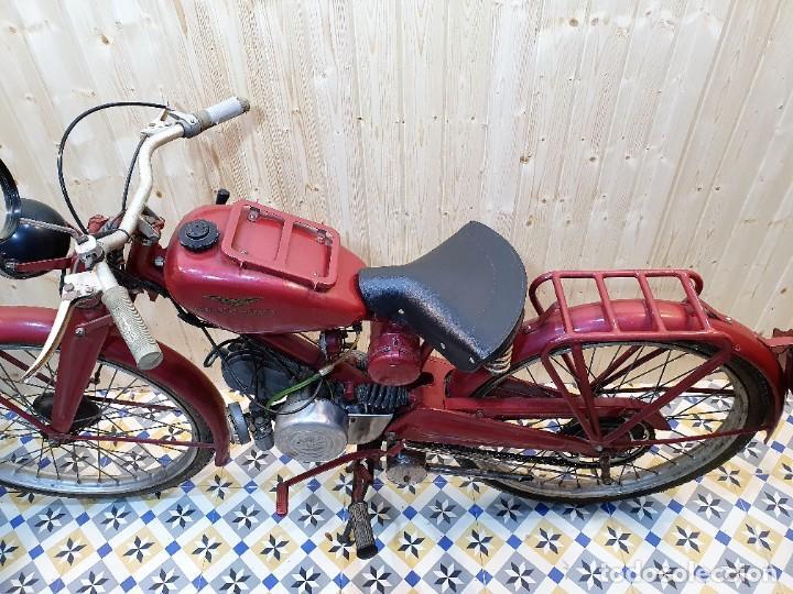 Motos: MOTO GUZZI HISPANIA DE 65cc - Foto 9 - 50016445