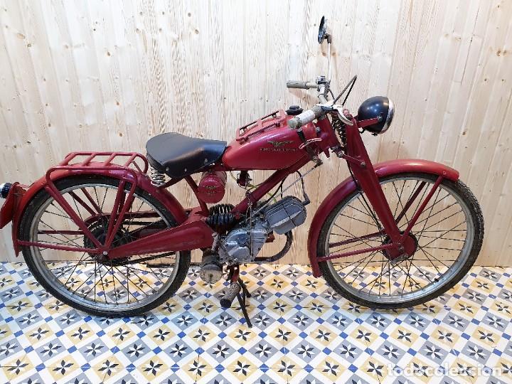 Motos: MOTO GUZZI HISPANIA DE 65cc - Foto 10 - 50016445