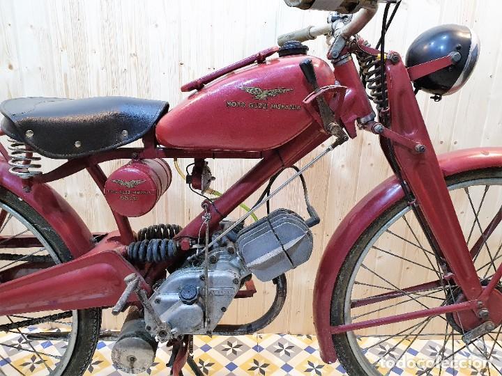 Motos: MOTO GUZZI HISPANIA DE 65cc - Foto 11 - 50016445