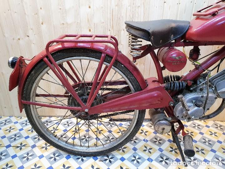 Motos: MOTO GUZZI HISPANIA DE 65cc - Foto 12 - 50016445