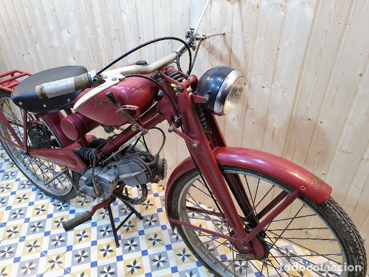 Motos: MOTO GUZZI HISPANIA DE 65cc - Foto 13 - 50016445