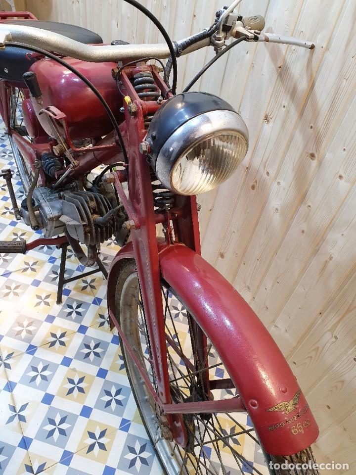 Motos: MOTO GUZZI HISPANIA DE 65cc - Foto 14 - 50016445