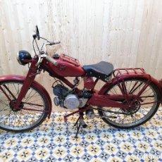 Motos: MOTO GUZZI HISPANIA DE 65CC. Lote 50016445