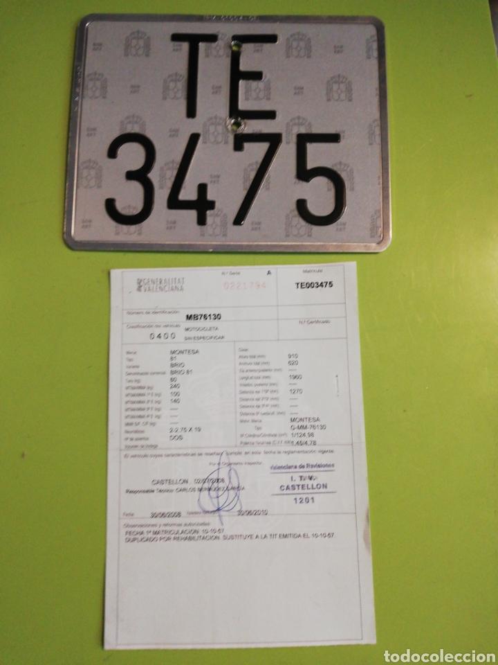 Motos: Montesa brío 81 año 1957 - Foto 20 - 247472435