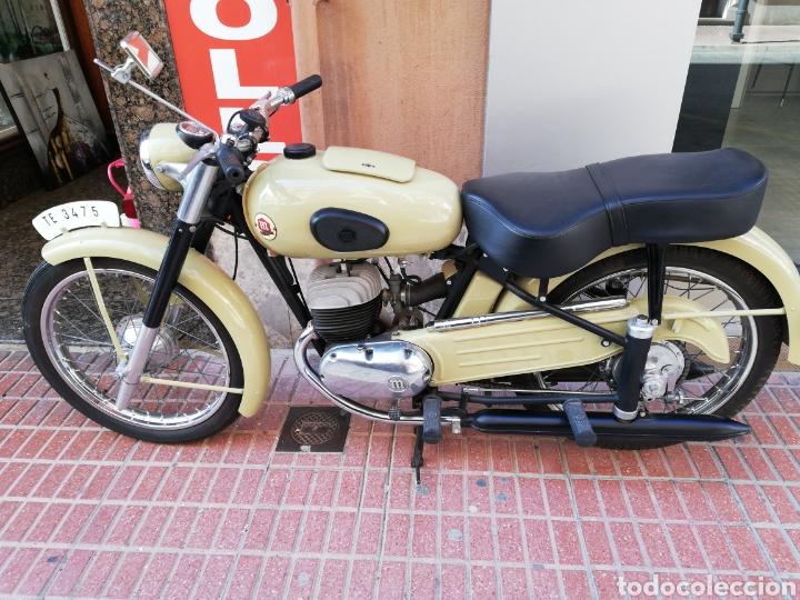 MONTESA BRÍO 81 AÑO 1957 (Coches y Motocicletas - Motocicletas Clásicas (a partir 1.940))