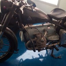 Motos: CONDOR A 580. Lote 252417680