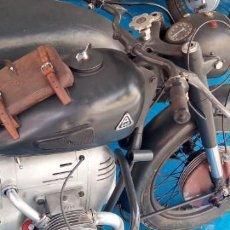 Motos: CONDOR A 580 CON SIDECAR CLASICA MILITAR. Lote 252417870
