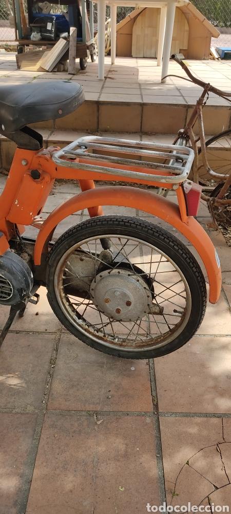 Motos: Vespino T. Sin documentación. Para restaurar.ver fotos - Foto 2 - 253639655