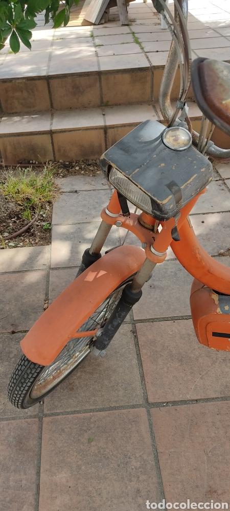 Motos: Vespino T. Sin documentación. Para restaurar.ver fotos - Foto 4 - 253639655