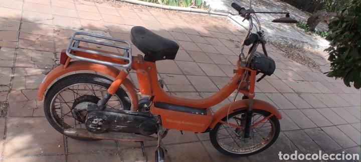 Motos: Vespino T. Sin documentación. Para restaurar.ver fotos - Foto 6 - 253639655