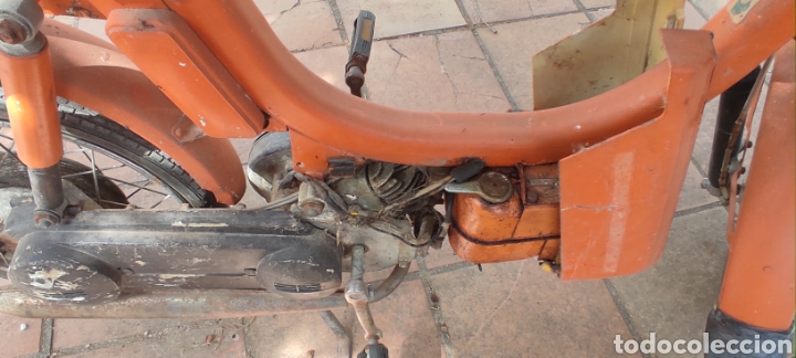 Motos: Vespino T. Sin documentación. Para restaurar.ver fotos - Foto 7 - 253639655