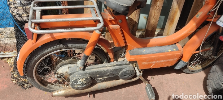 Motos: Vespino T. Sin documentación. Para restaurar.ver fotos - Foto 14 - 253639655