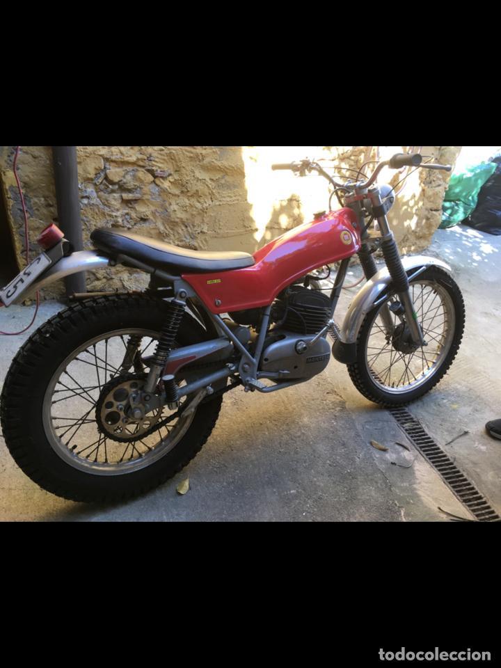 MOTO MONTESA COTA 247 CON DOCUMENTACION (Coches y Motocicletas - Motocicletas Clásicas (a partir 1.940))