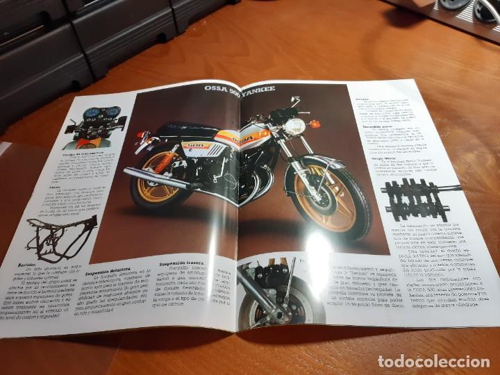 Motos: OSSA YANKEE CATALOGO ORIGINAL - Foto 2 - 257348185