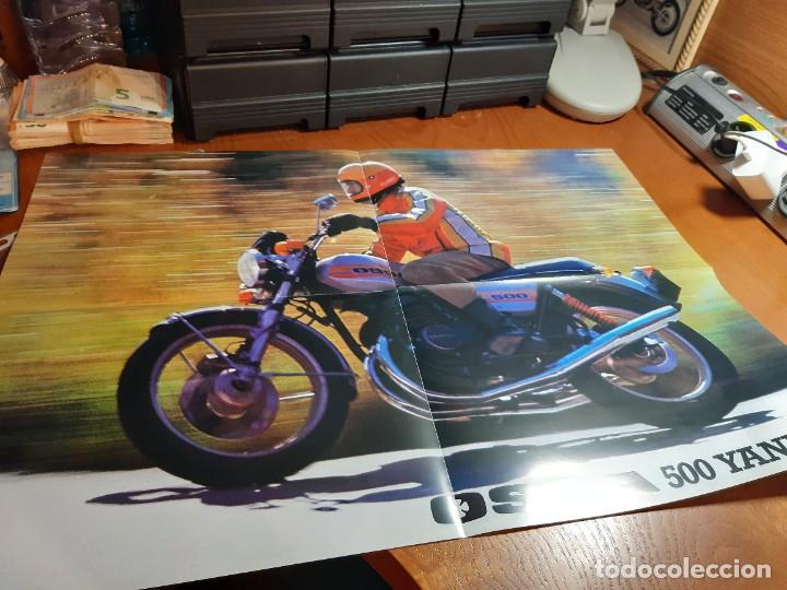 Motos: OSSA YANKEE CATALOGO ORIGINAL - Foto 3 - 257348185
