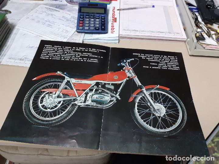 Motos: OSSA YANKEE CATALOGO ORIGINAL - Foto 5 - 257348185