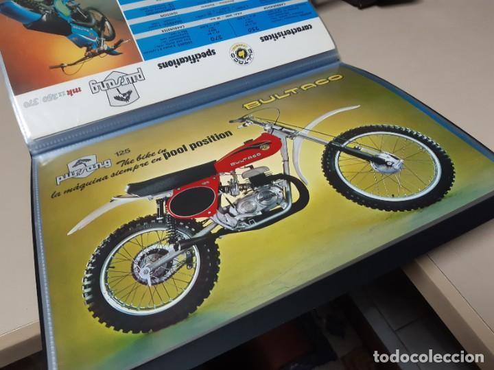 Motos: OSSA YANKEE CATALOGO ORIGINAL - Foto 9 - 257348185