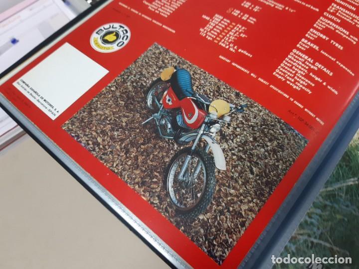 Motos: OSSA YANKEE CATALOGO ORIGINAL - Foto 17 - 257348185