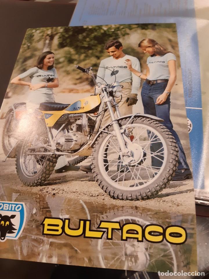 Motos: OSSA YANKEE CATALOGO ORIGINAL - Foto 18 - 257348185