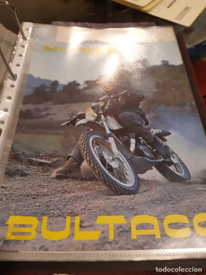 Motos: OSSA YANKEE CATALOGO ORIGINAL - Foto 19 - 257348185