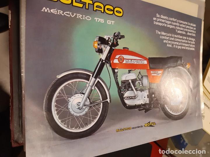 Motos: OSSA YANKEE CATALOGO ORIGINAL - Foto 21 - 257348185