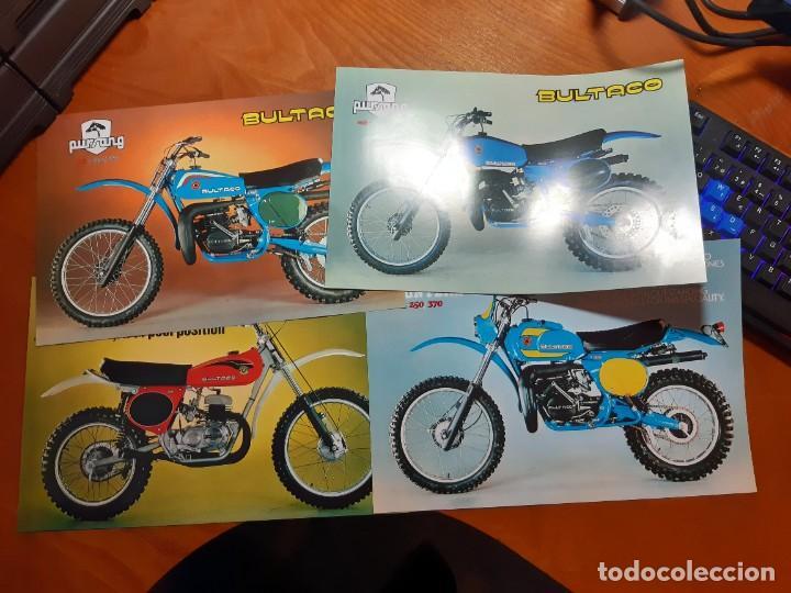 Motos: OSSA YANKEE CATALOGO ORIGINAL - Foto 34 - 257348185