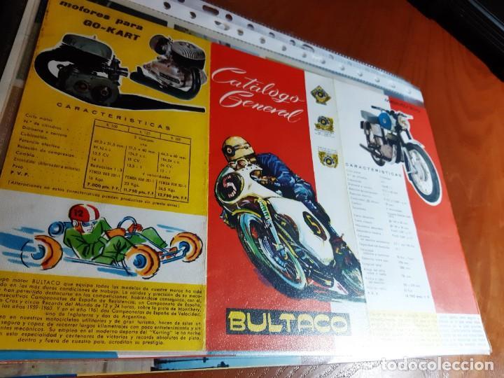 Motos: OSSA YANKEE CATALOGO ORIGINAL - Foto 36 - 257348185