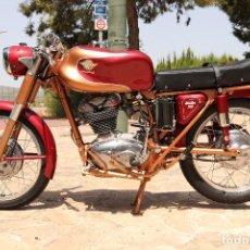 Motos: DUCATI 200 ELITE RESTAURADA AL 120%. Lote 263884655