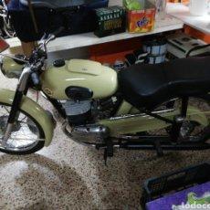 Motos: MONTESA BRÍO 81 125CC AÑO1957. Lote 265423709