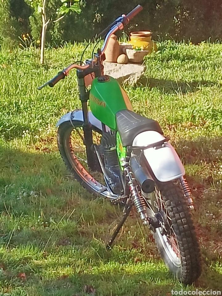 Motos: OSSA TR 77 - Foto 2 - 268752134