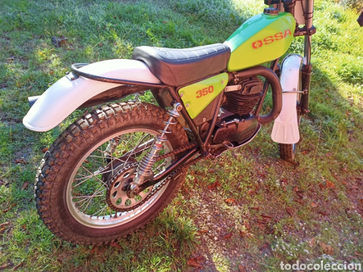 Motos: OSSA TR 77 - Foto 3 - 268752134