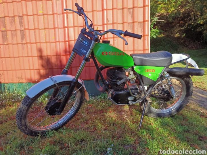 OSSA TR 77 (Coches y Motocicletas - Motocicletas Clásicas (a partir 1.940))