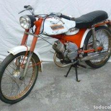 Motos: MOTO GUZZI DINGO, PARA PIEZAS, O RESTAURACIÓN. AÑO 1973. Lote 268800639