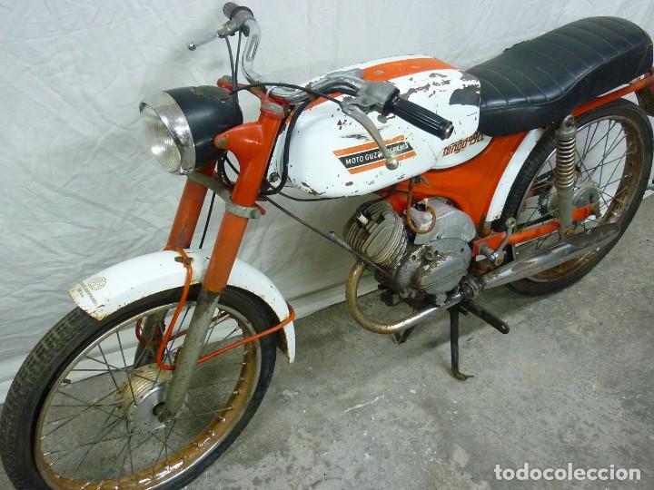 Motos: Moto Guzzi Dingo, Para piezas, o Restauración. Año 1973 - Foto 5 - 268800639