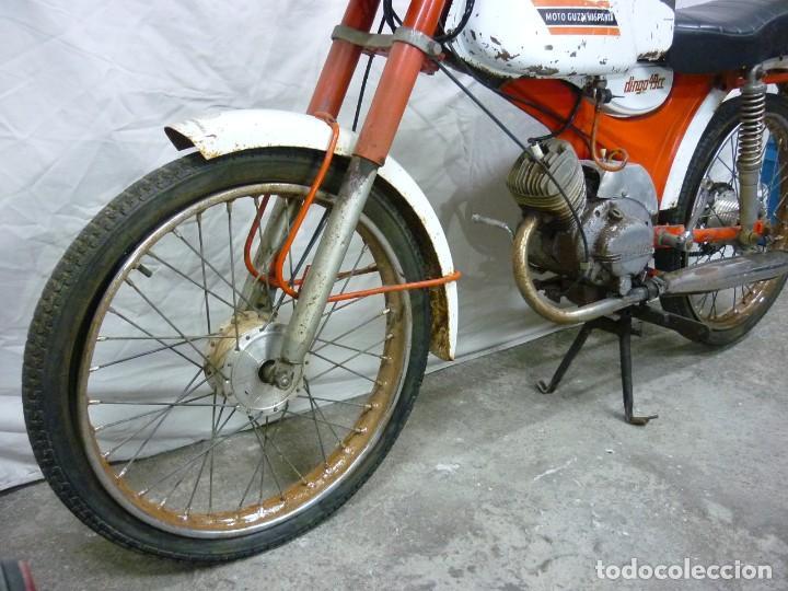 Motos: Moto Guzzi Dingo, Para piezas, o Restauración. Año 1973 - Foto 6 - 268800639
