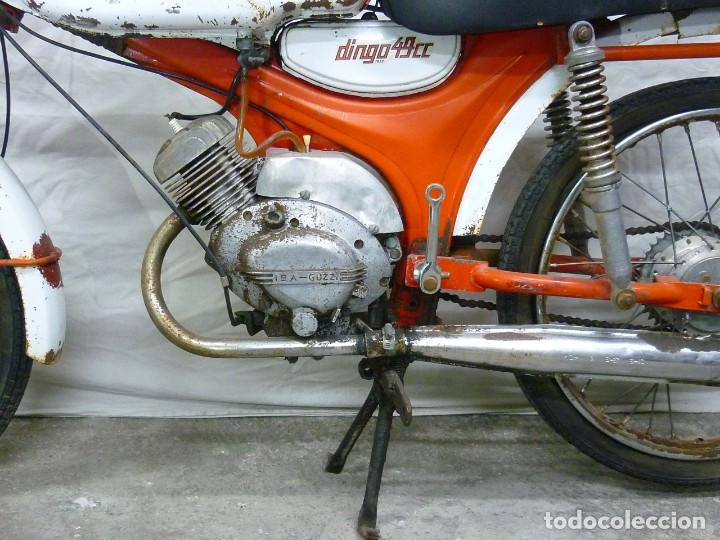 Motos: Moto Guzzi Dingo, Para piezas, o Restauración. Año 1973 - Foto 7 - 268800639