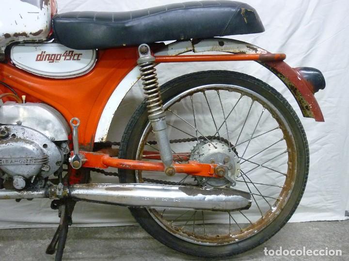 Motos: Moto Guzzi Dingo, Para piezas, o Restauración. Año 1973 - Foto 8 - 268800639