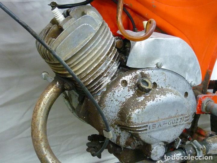 Motos: Moto Guzzi Dingo, Para piezas, o Restauración. Año 1973 - Foto 9 - 268800639