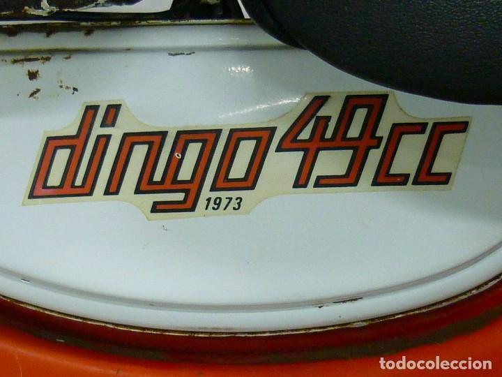 Motos: Moto Guzzi Dingo, Para piezas, o Restauración. Año 1973 - Foto 10 - 268800639