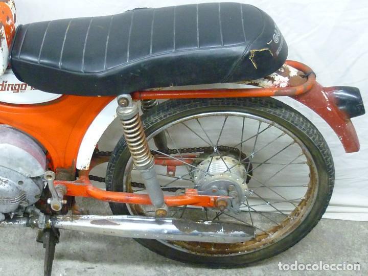 Motos: Moto Guzzi Dingo, Para piezas, o Restauración. Año 1973 - Foto 11 - 268800639