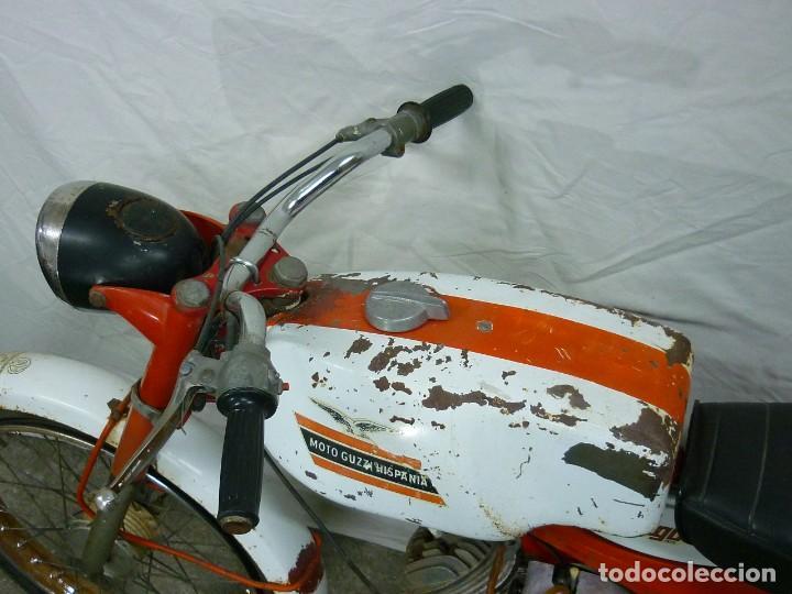 Motos: Moto Guzzi Dingo, Para piezas, o Restauración. Año 1973 - Foto 12 - 268800639