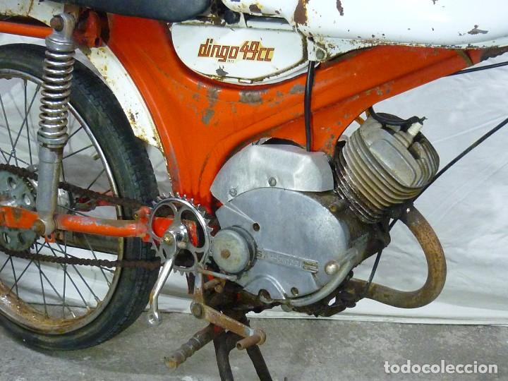 Motos: Moto Guzzi Dingo, Para piezas, o Restauración. Año 1973 - Foto 15 - 268800639