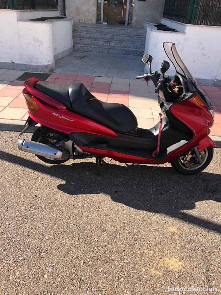 YAMAHA MAJESTIC DEL 2000 (Coches y Motocicletas - Motocicletas Clásicas (a partir 1.940))
