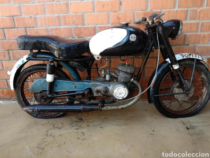 NARCLA 125 (Coches y Motocicletas - Motocicletas Clásicas (a partir 1.940))