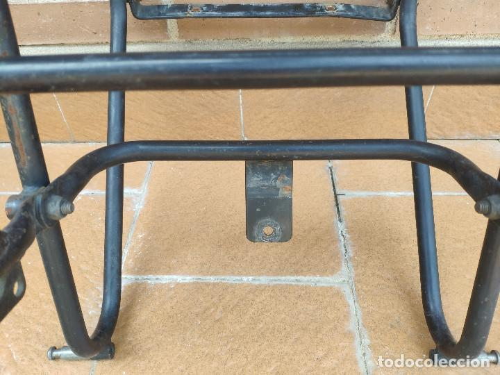 Motos: VESPA - Transportin portamaletas * MUY RARO * BUENA CONDICIÓN - Foto 5 - 269287493