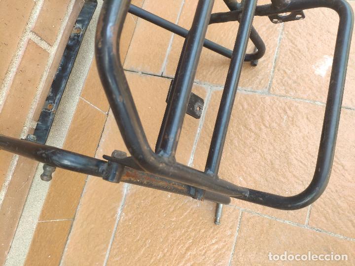Motos: VESPA - Transportin portamaletas * MUY RARO * BUENA CONDICIÓN - Foto 8 - 269287493