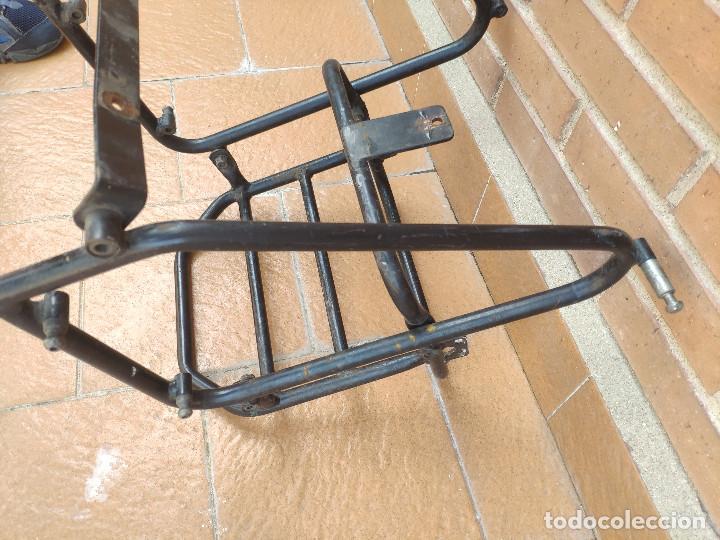 Motos: VESPA - Transportin portamaletas * MUY RARO * BUENA CONDICIÓN - Foto 11 - 269287493